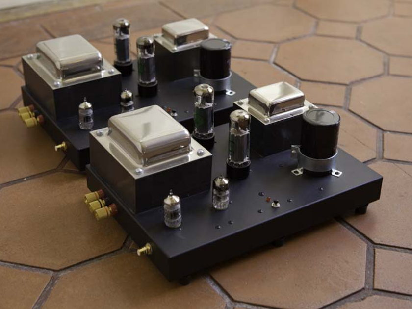 Quicksilver Audio Mid Mono Extra Tubes!