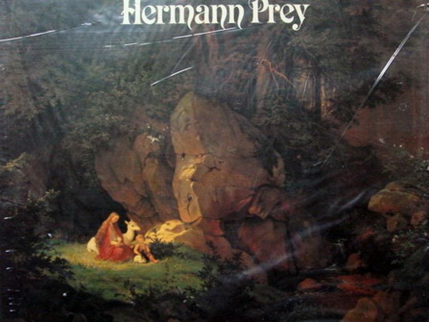 ★Sealed★ Philips / HERMANN PREY, - Lieder der Romantik, 2LP Box Set!