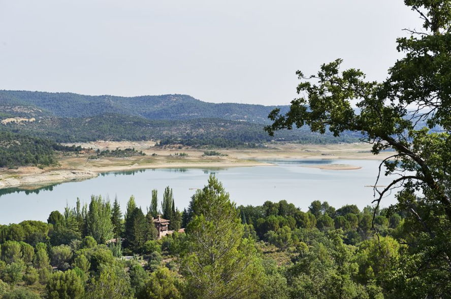 Madrid - Espectacular finca con embalse en Guadalajara