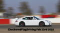 Checkered Flag Driving Buttonwillow Feb 2018 13CW