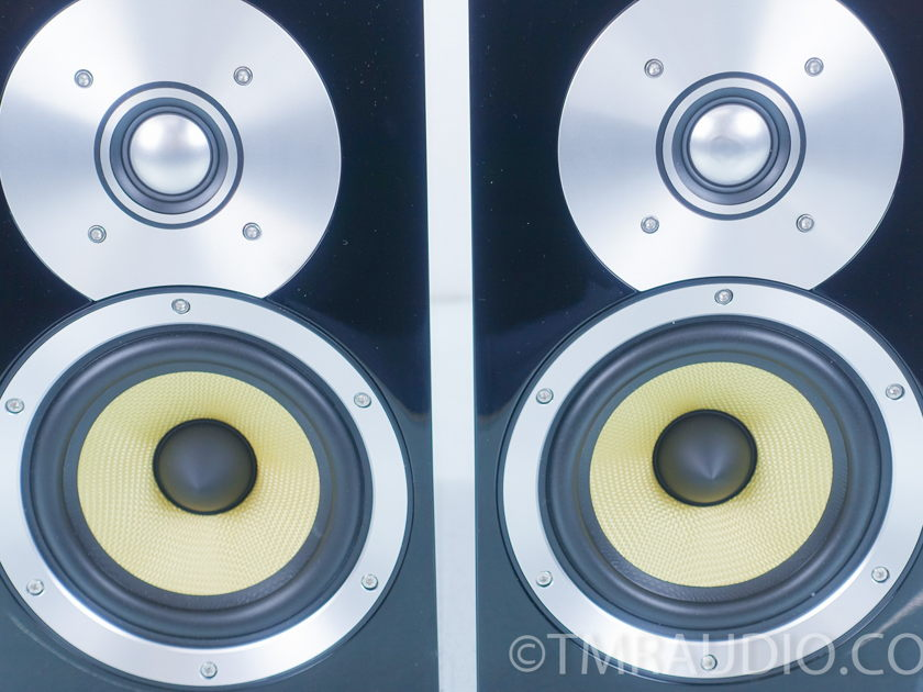 B&W CM1 Bookshelf Speakers; Excellent Pair; Bowers & Wilkins (8952)