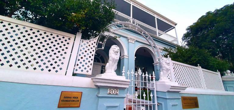 Melbourne Ashram Front Gate