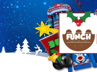 FUNCH CHRISTMAS JUMPER PARTY image