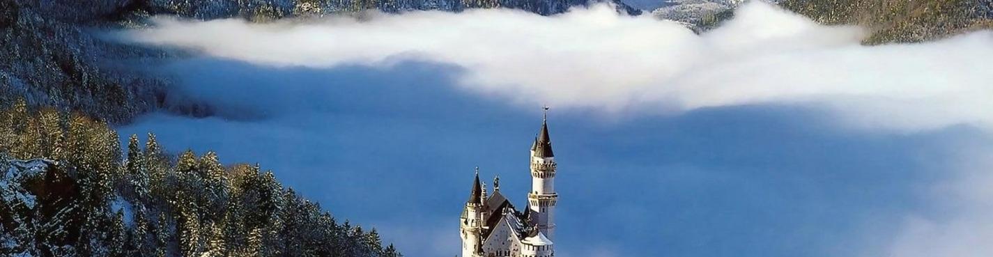 Индивидульная экскурсия по замкам Нойшванштайн, Хоэшвангау, Линдерхоф