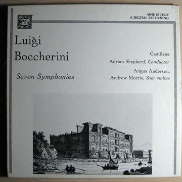 Luigi Boccherini - Seven Symphonies