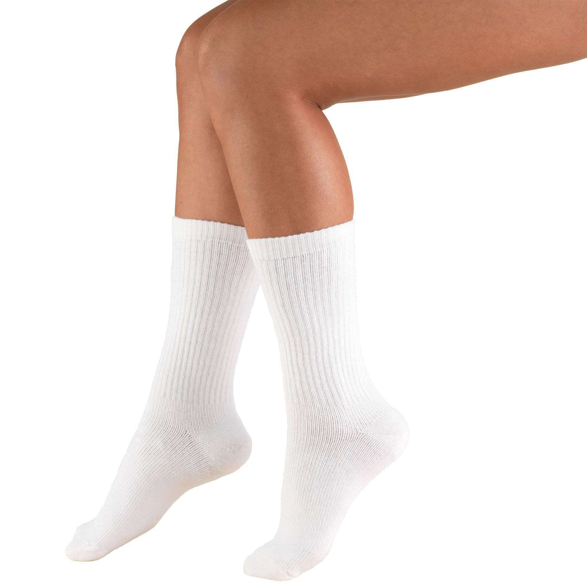 Crew Length TruSoft Socks