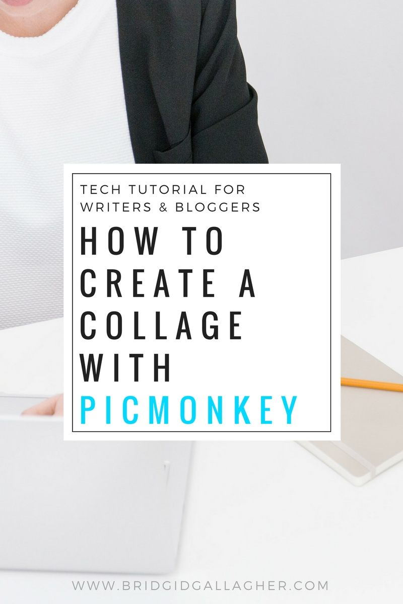 Tech Tutorial for Writers & Bloggers: How to create collages and add text to photos using a free editing tool, PicMonkey. A free video tutorial >>>