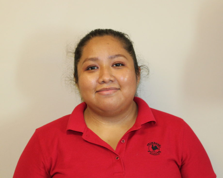 Ms. Gloria Lazaro , Support Staff