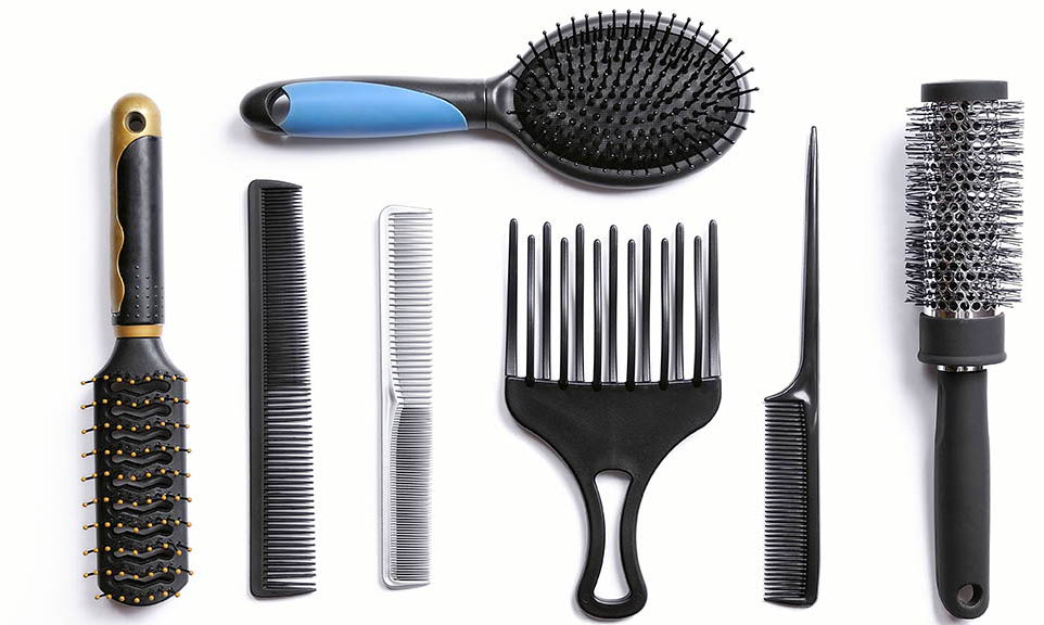 When It Comes To Thinning Hair Which Brush You Use Matters