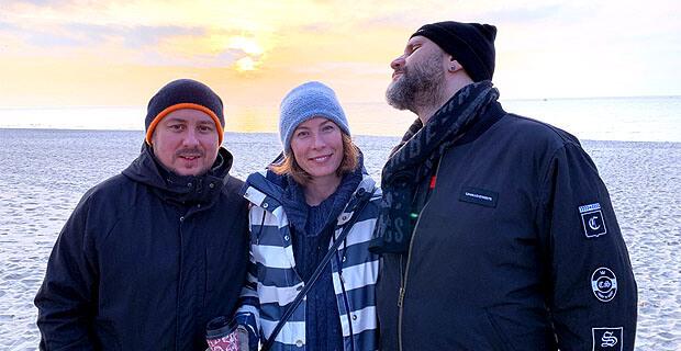 «Подъемники» в Калининграде! Могила Канта, «Куршская коса», подводная лодка и встречи с известными людьми - Новости радио OnAir.ru