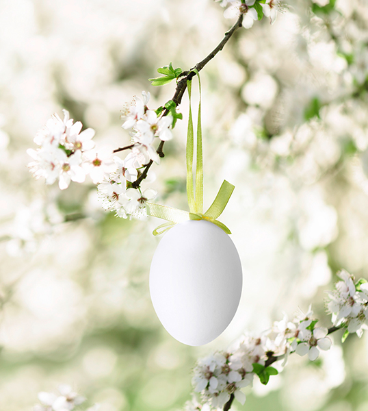 Sant Just Desvern - Spring is a wonderful time to enjoy your garden. Make the most of it this Easter with our outdoor décor ideas.
