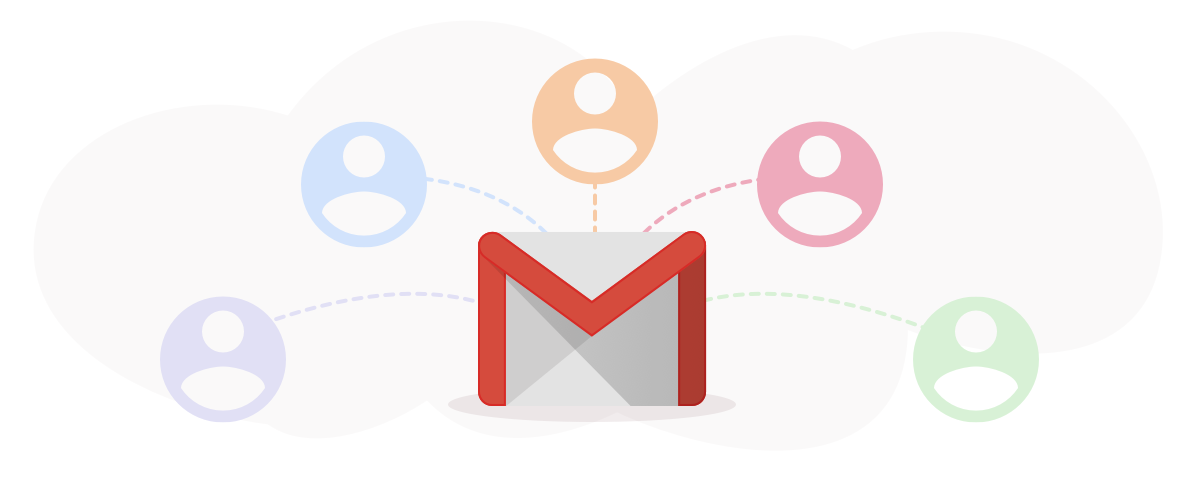 Create a group email list in gmail