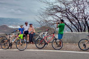 Cycle tour to Nahargarh Fort