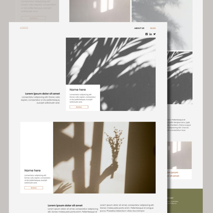 Shadow template's featured image