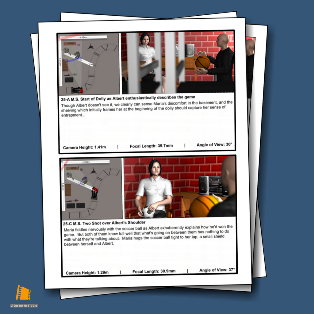 FrameForge | Award-Winning Storyboarding and Previz Software