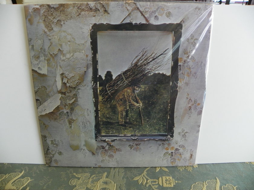 LED ZEPPELIN - ZOSO Contains Stairway to Heaven 1ST Edition