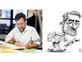 """""""Market Watch"""" Political Cartoon"""