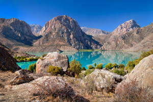 Tour to mysterious legendaric Iskanderkul Lake