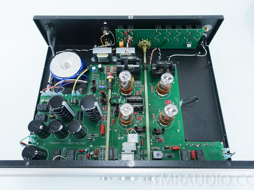 Rogue Audio 99 Super Magnum Tube Preamplifier; Silver (9184)