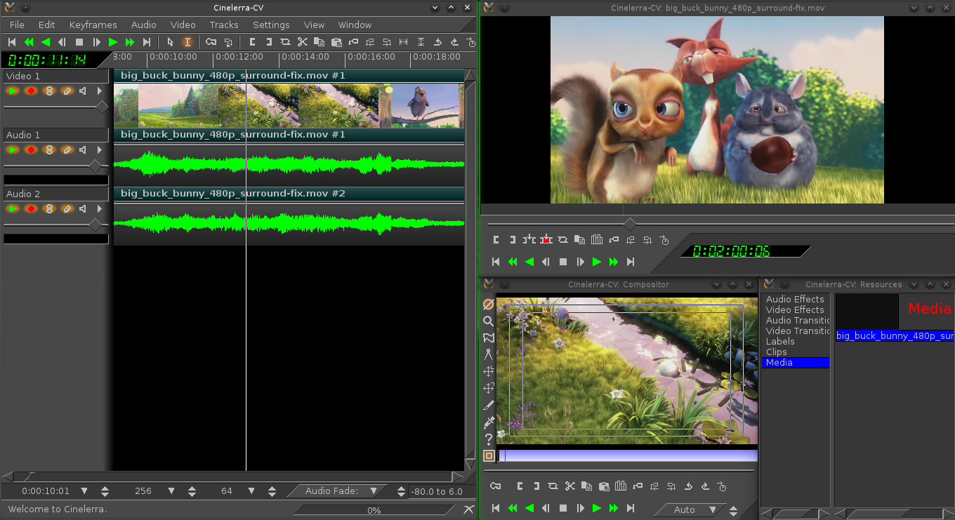 13 Best video editors for Linux as of 2019 - Slant