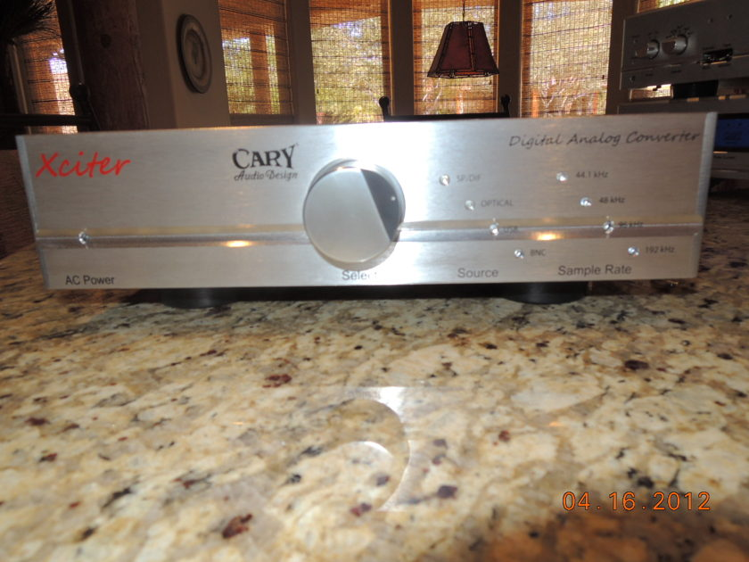 Cary  Exciter Like new condition