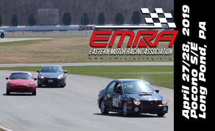 EMRA'S Spring Fling at Pocono South/East
