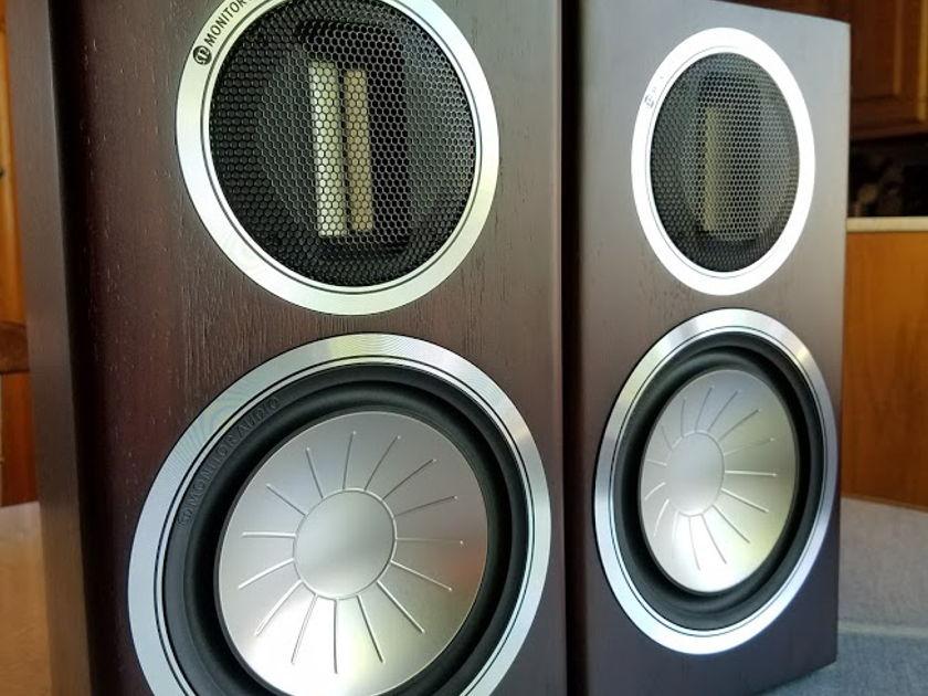 Monitor Audio GX50 Walnut Finish