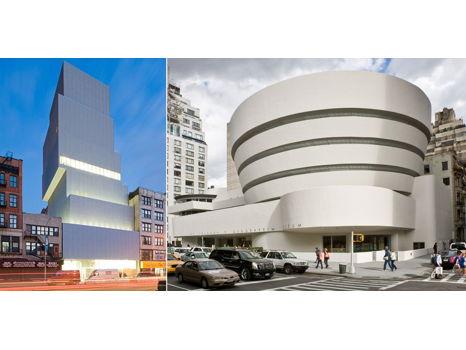 Get Culture: New Museum & Guggenheim