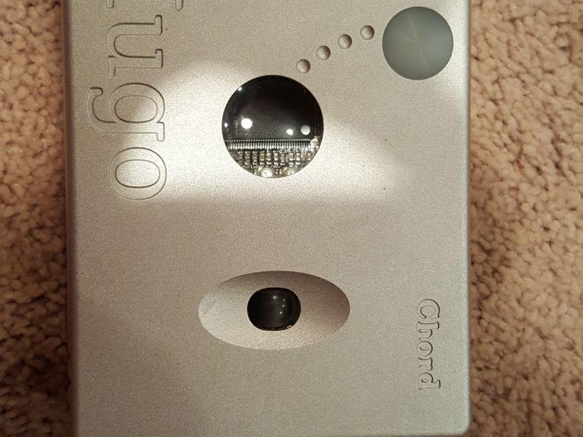 Chord Electronics Ltd. Hugo Headphone Amp /  DAC
