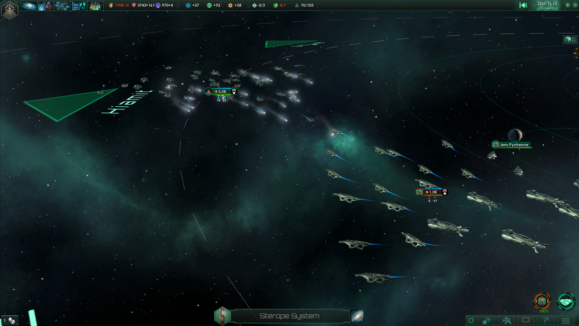 Stellaris - What are the best singleplayer games on Steam? - Slant