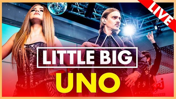 Более 10 млн просмотров собрало в YouTube выступление Little Big на Радио ENERGY  - Новости радио OnAir.ru