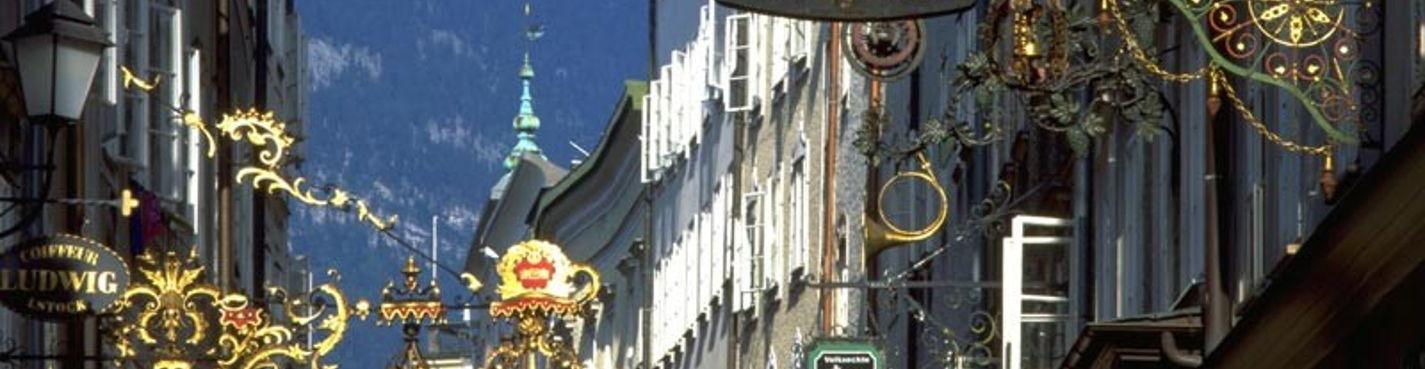 Экскурсия из Праги в Зальцбург