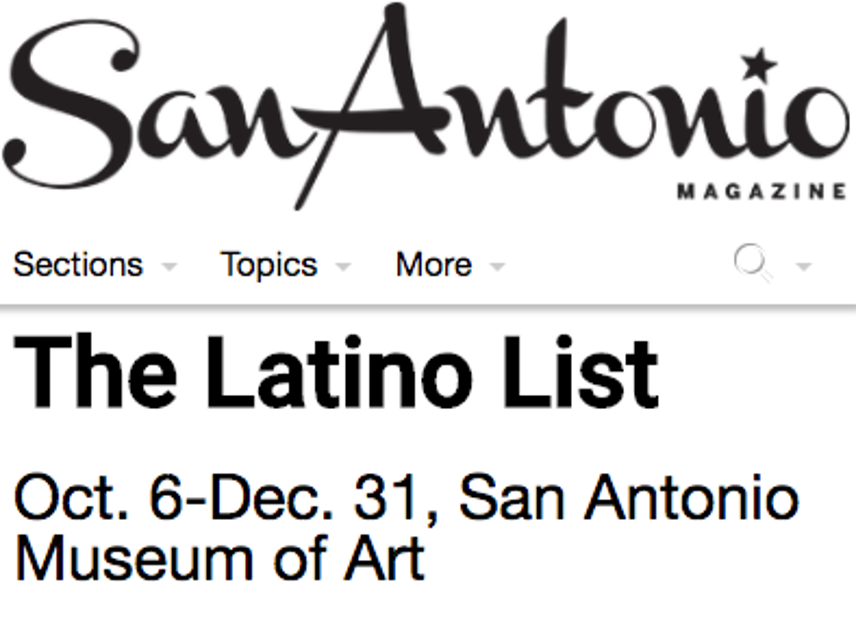 SA magazine, Latino List