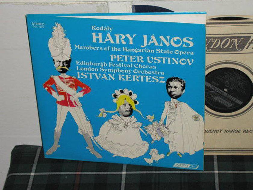 Kertesz/LSO - Kodaly/Hary Janos London ffrr UK/Decca OSA-1278
