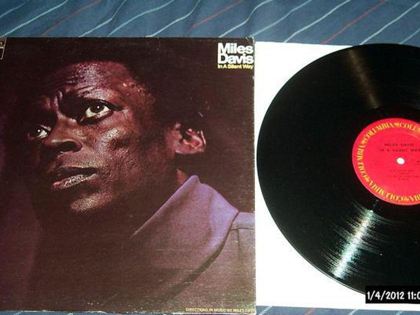 Miles davis - In A Silent Way lp nm