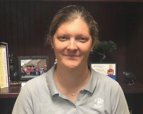 Mrs. Amy Davis , Teacher Assistant/Back up Chef