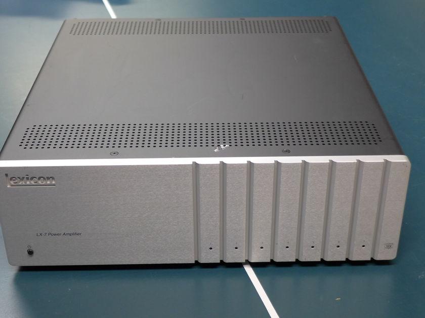 Lexicon LX-7 Power Amplifier