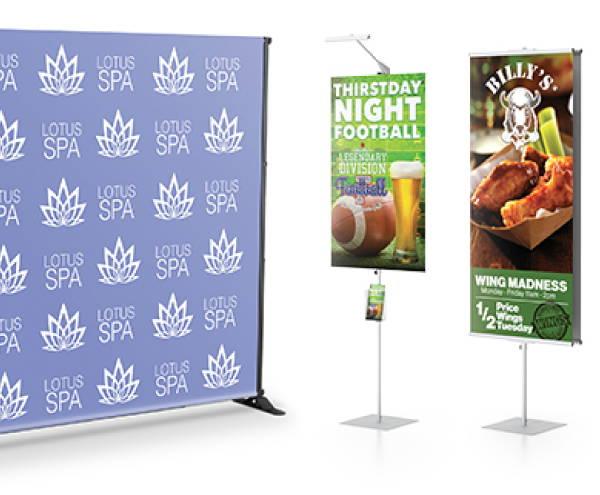 SEG & Pop Up Banners - Pop Up Banners