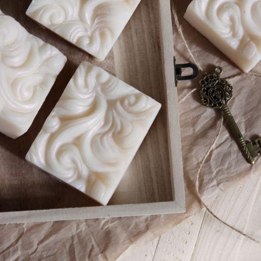 Натуральное  мыло с нуля | Нежность Ши