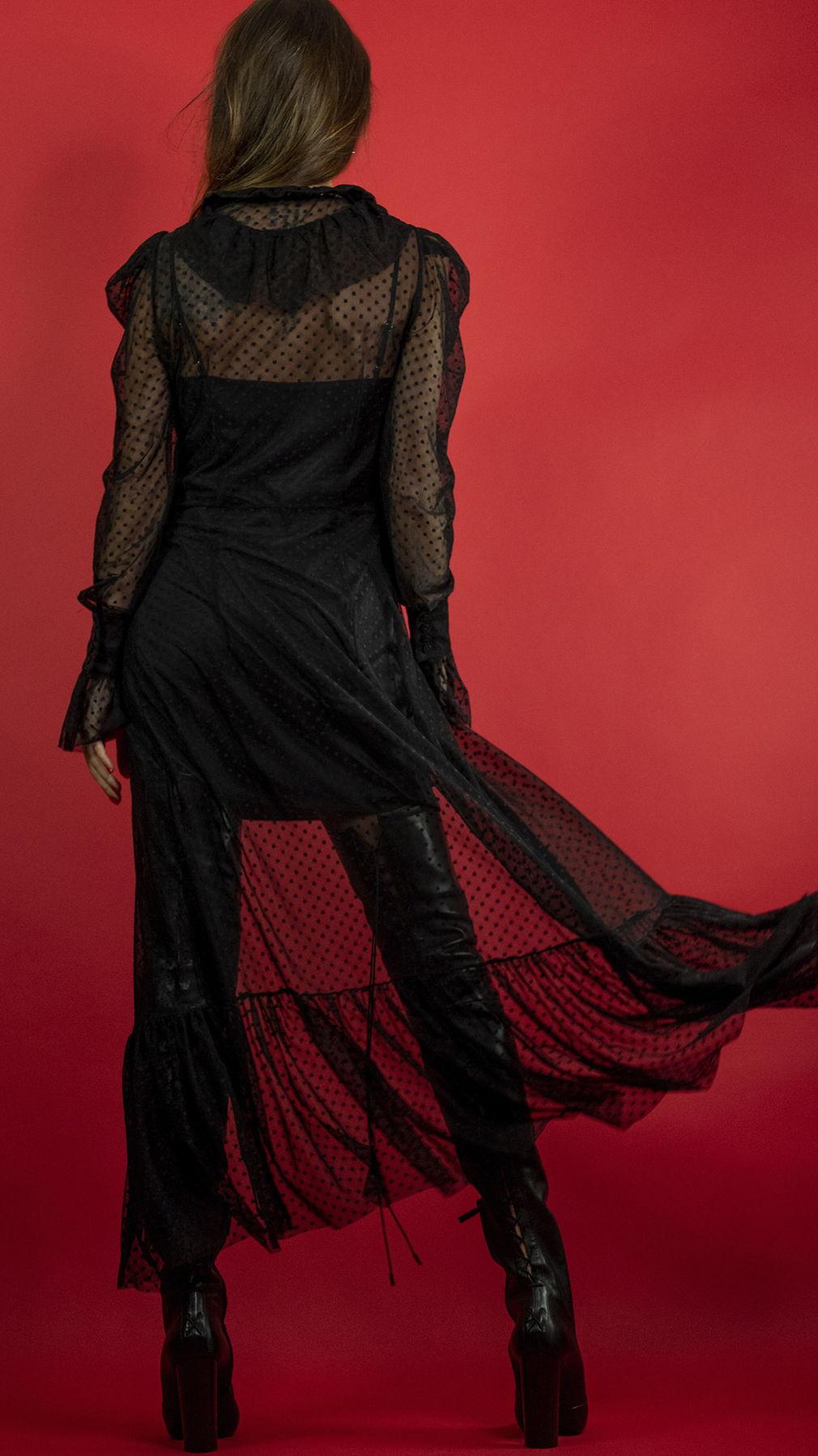 Платье Шабаш