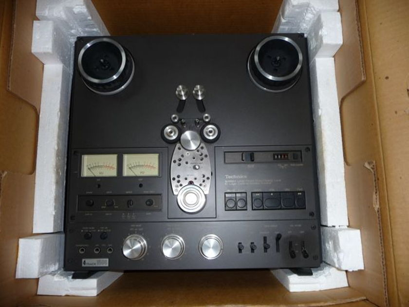 Technics RS1506 Reel to Reel