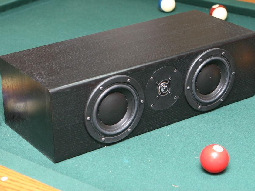 Totem Acoustics Model 1 Signature  Center Channel (Black)