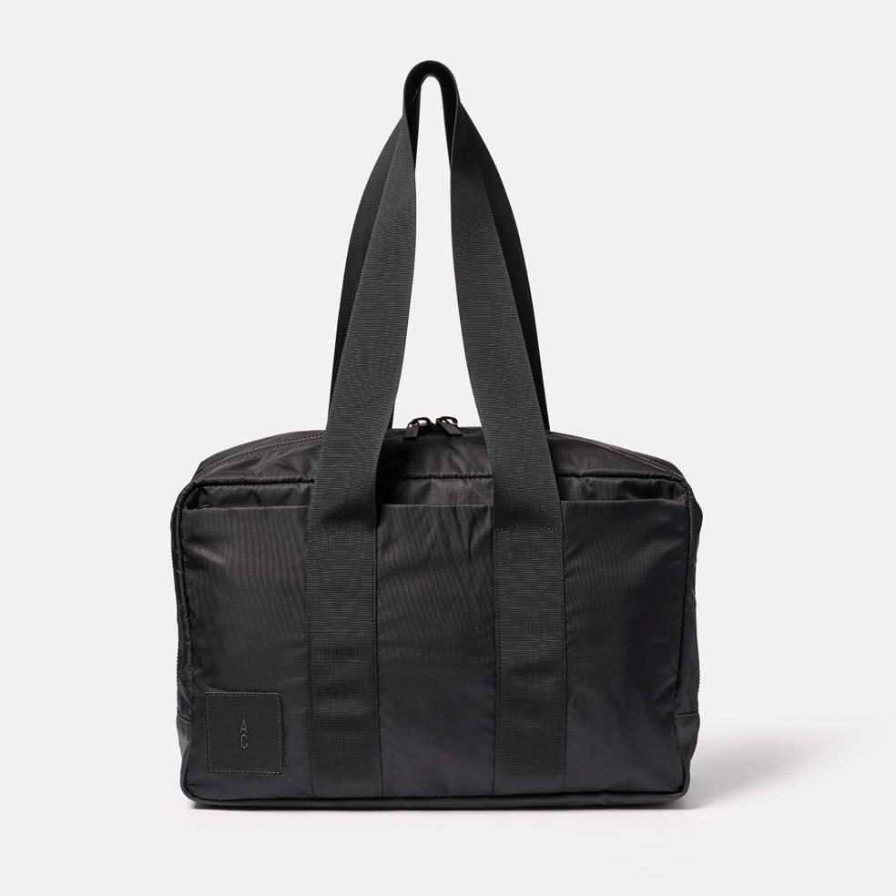 Bibi Bowler Nylon Bag in Black