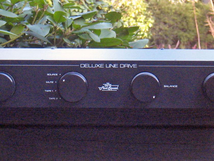 Mod Squad (McCormack) Deluxe Line Drive Mint!