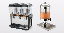 Commercial Juice Dispensers