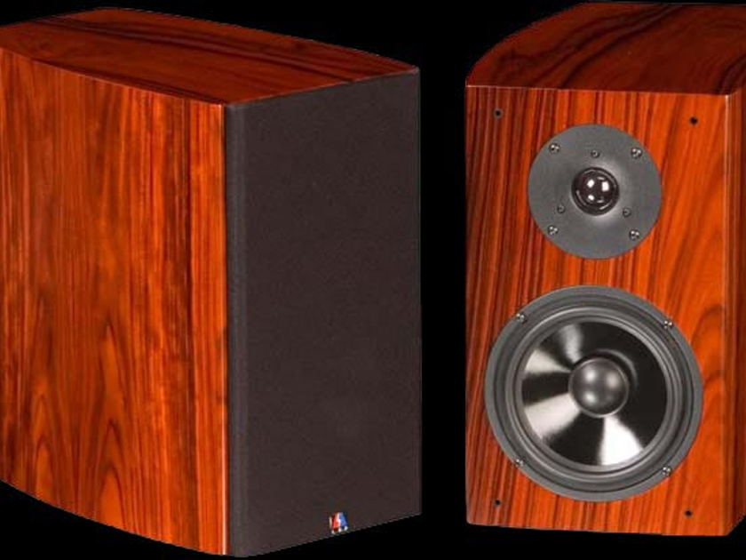 LSA 1 Signatures Excellent Rosewood monitors-Factory Direct
