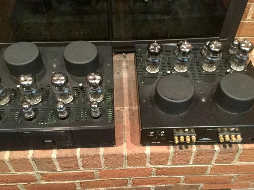 Balanced Audio Technology VK-55 monoblocks