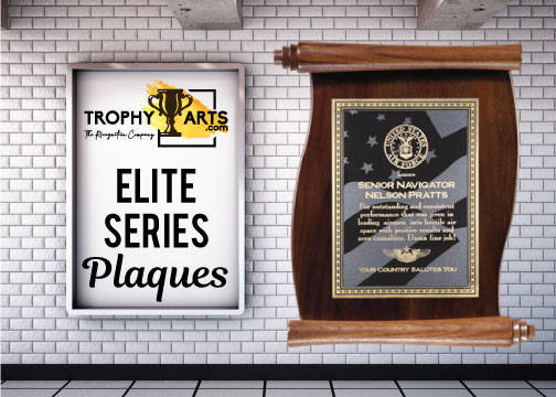 Elite Series Plaques