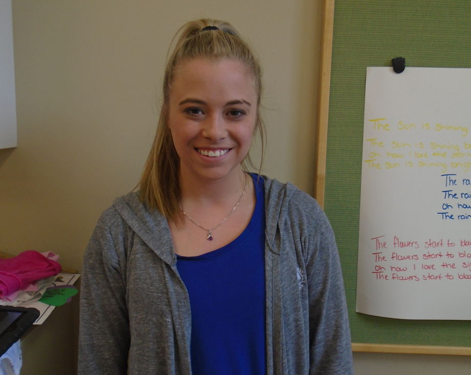 Ms. Hannah Groneck , Infant Teacher
