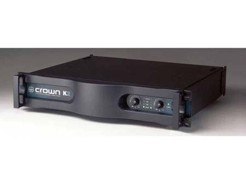 Crown International K-1 Pro Power Amplifier